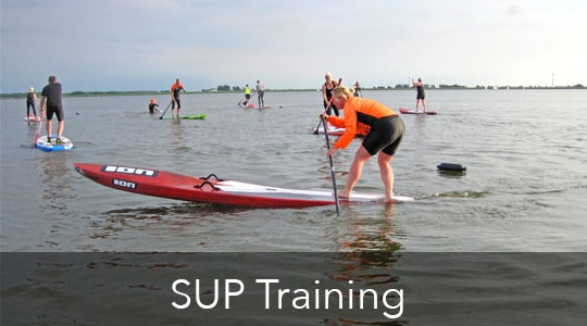 SUP-lessen-training