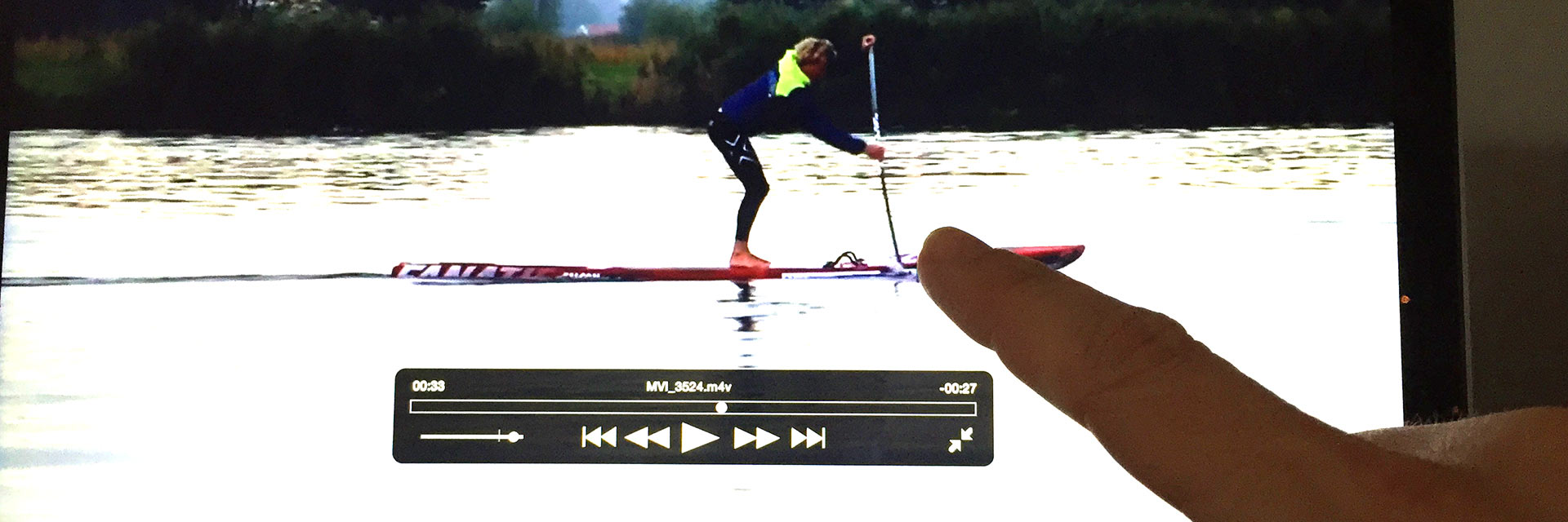 SUP-School-The-Netherlands-Holland-technique
