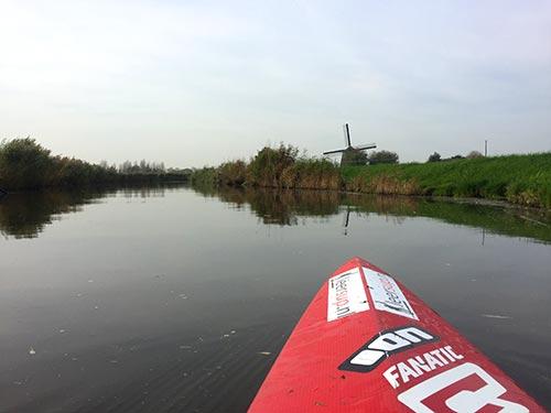 SUP-route-rondje-Waarland-vanaf-Dirkshorn-16km-molen