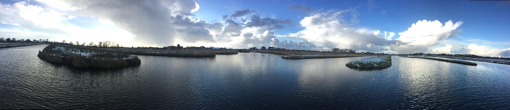 SUP-route-1000-eilanden-Broek-op-Langedijk-panorama