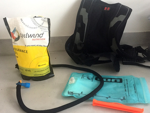 sup 11 voorbereiding sport drank