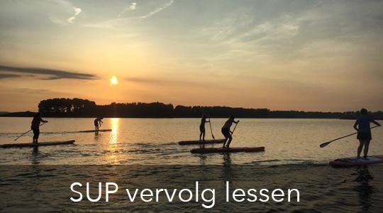 SUP-school-vervolg-lessen