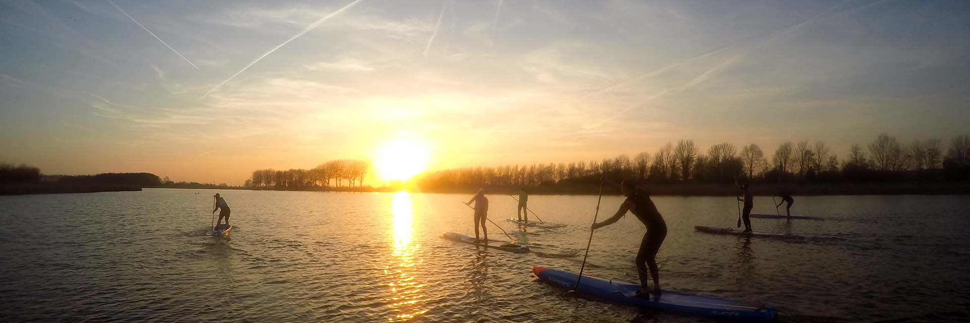 SUP training Sprint