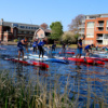 SUP 2019 NK Haarlem mannen start